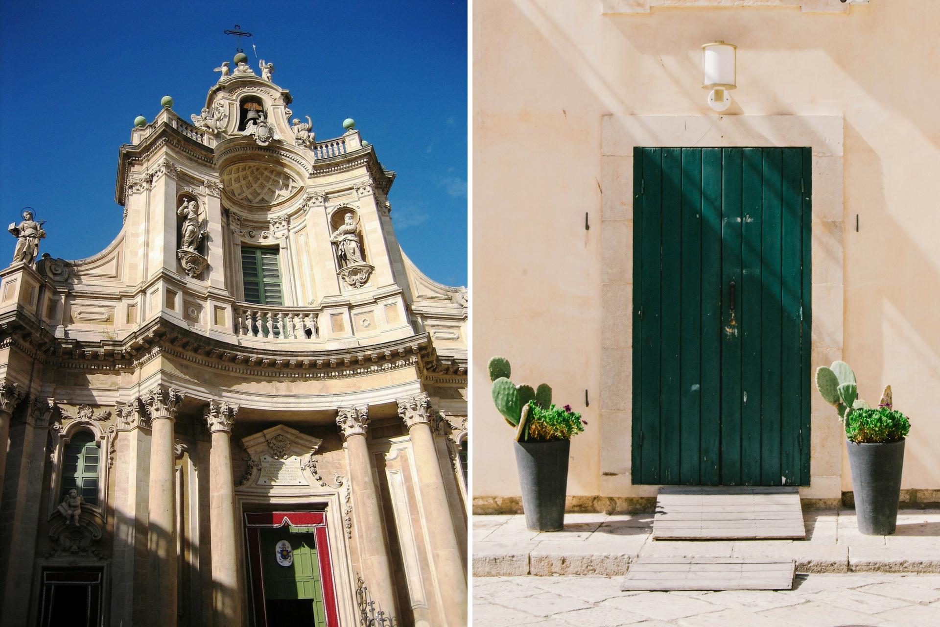 Sicilia Cosa Vedere Tra Catania E Siracusa: 5 Ottimi Motivi Per Andarci (tutto L'anno)
