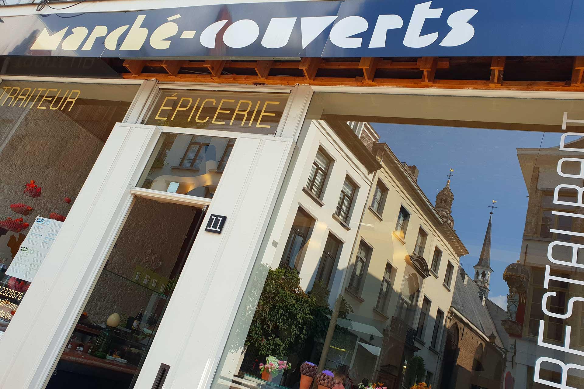 mangiare ad Anversa