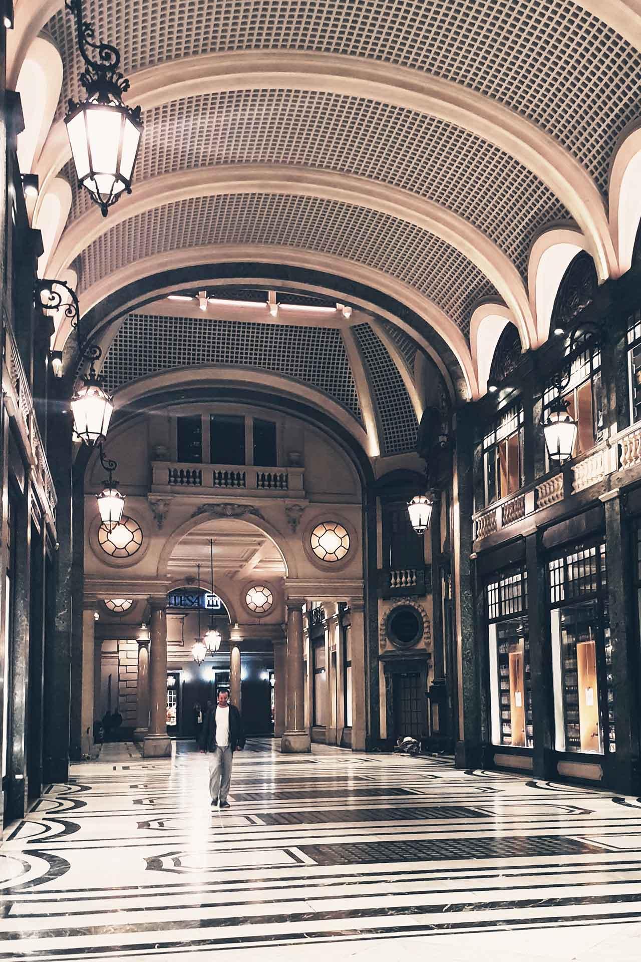 galleria storica a Torino