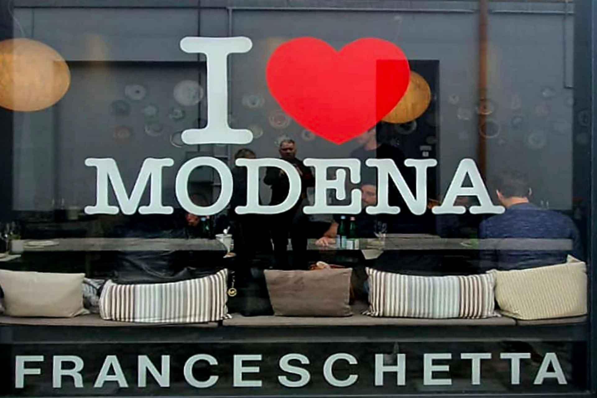 modena franceschetta 58