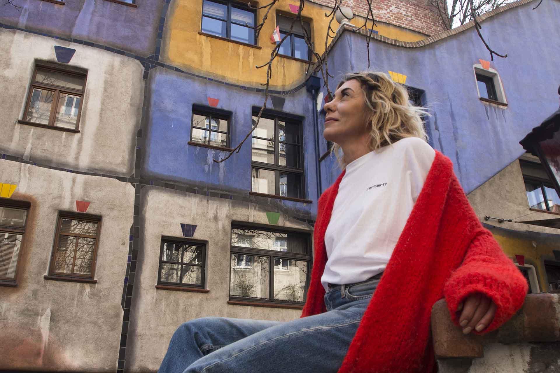 vienna: Hundertwasser