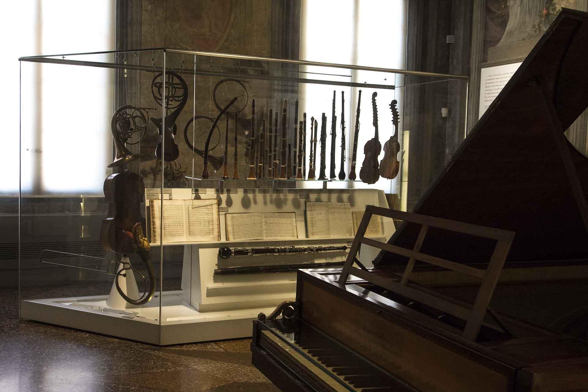 bologna: museo della musica