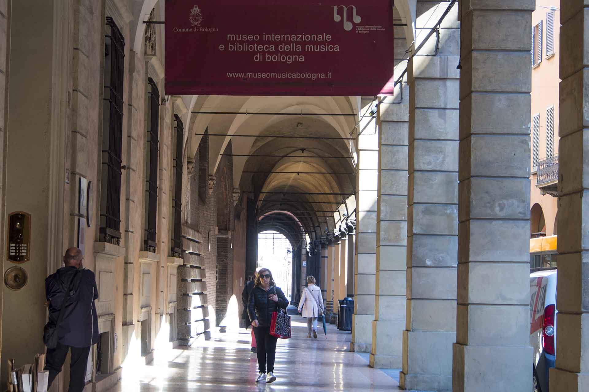 bologna museo della musica