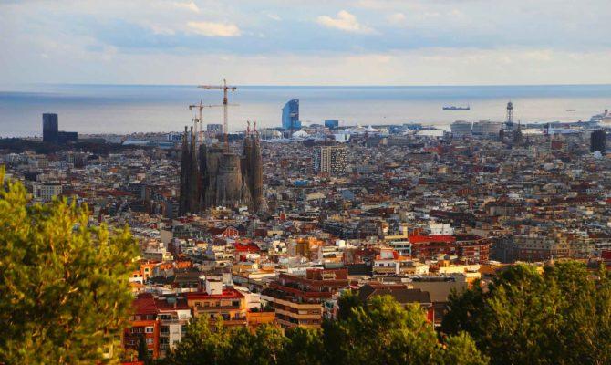Panorama Barcellona