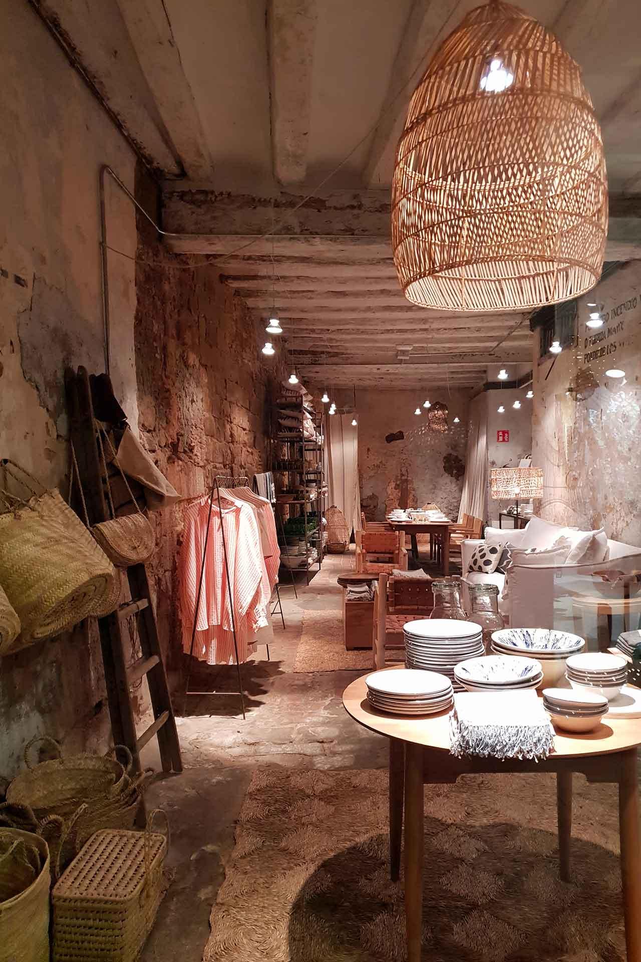 barcellona, el born negozio