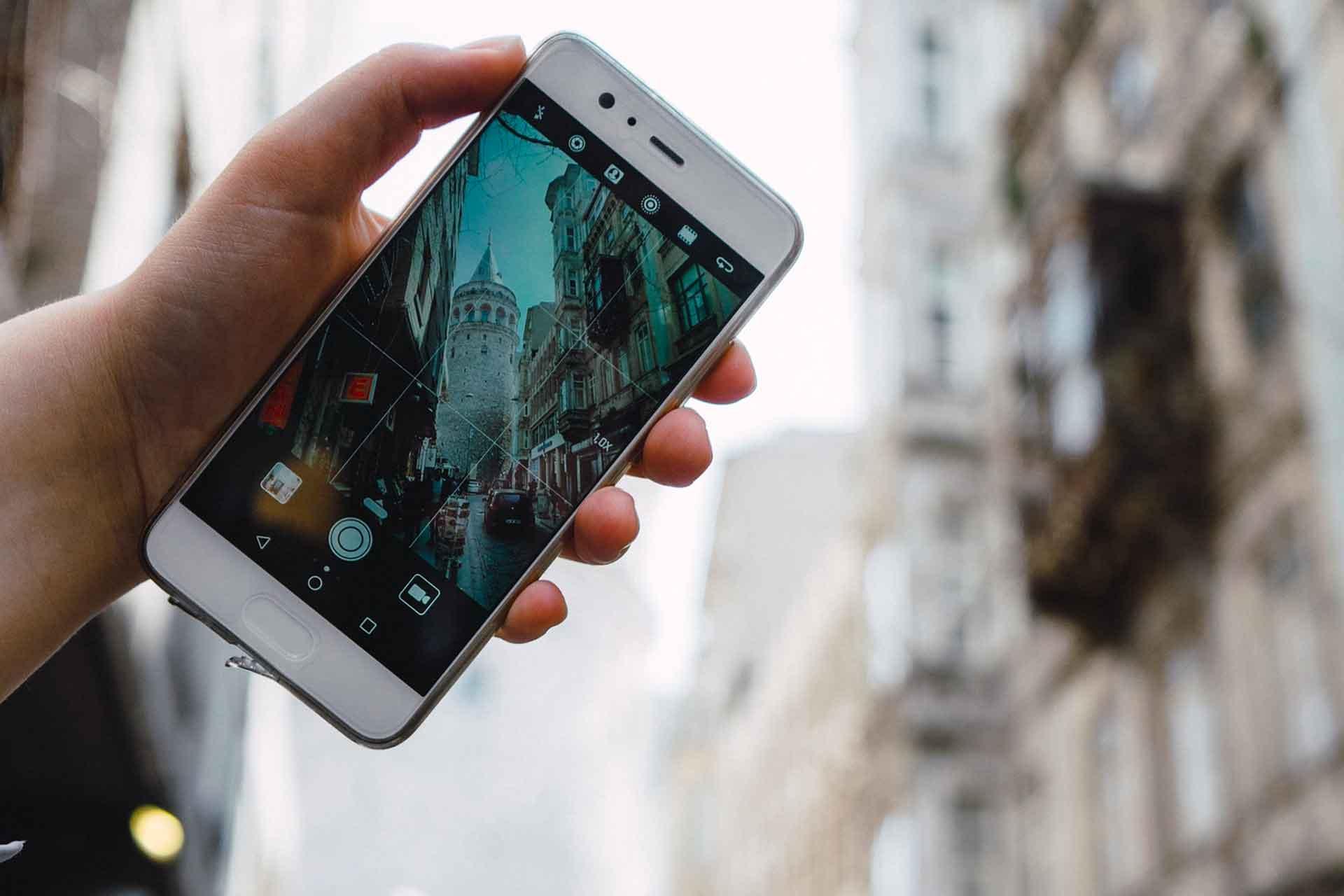 viaggi app smartphone