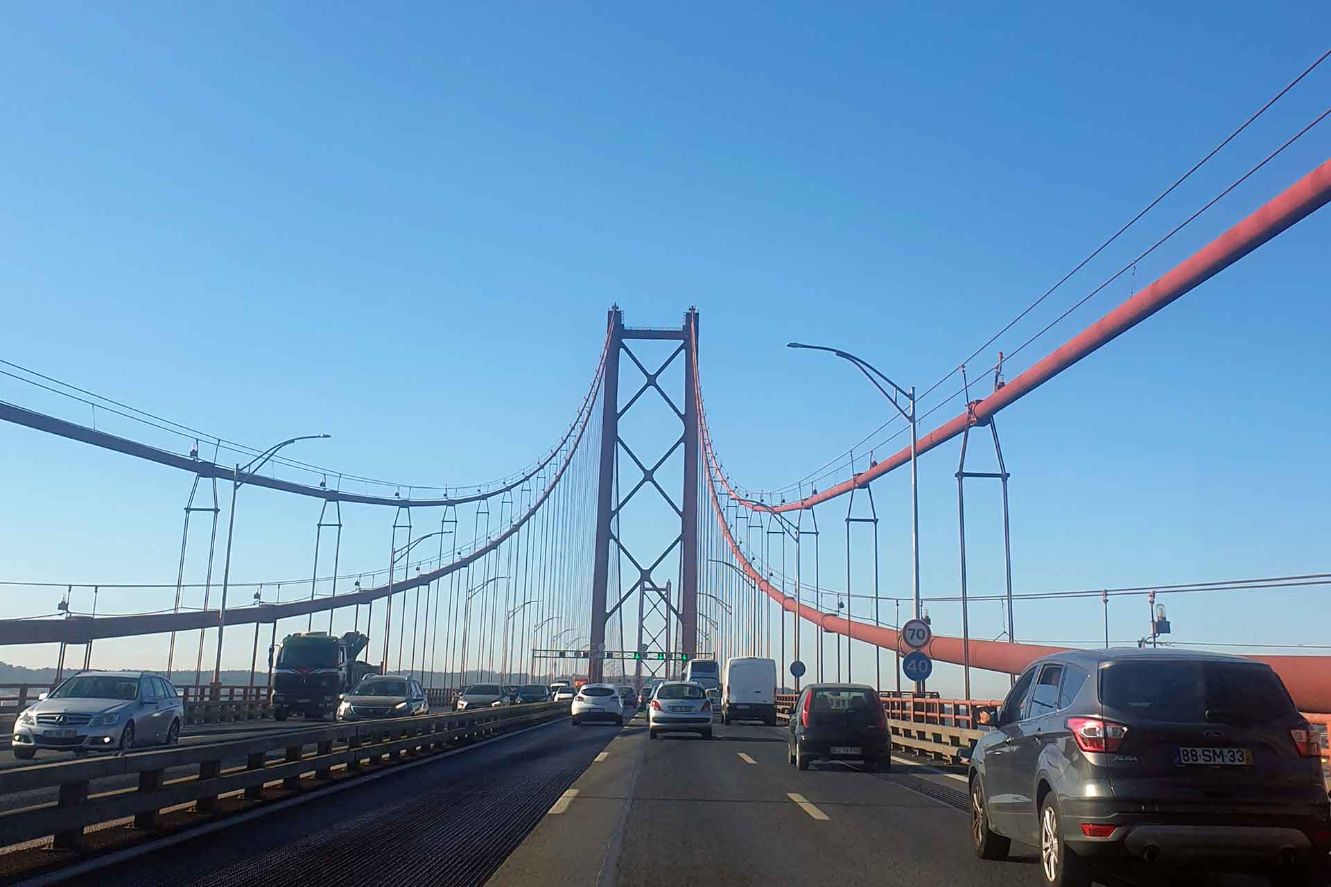 lisbona ponte xxv aprile