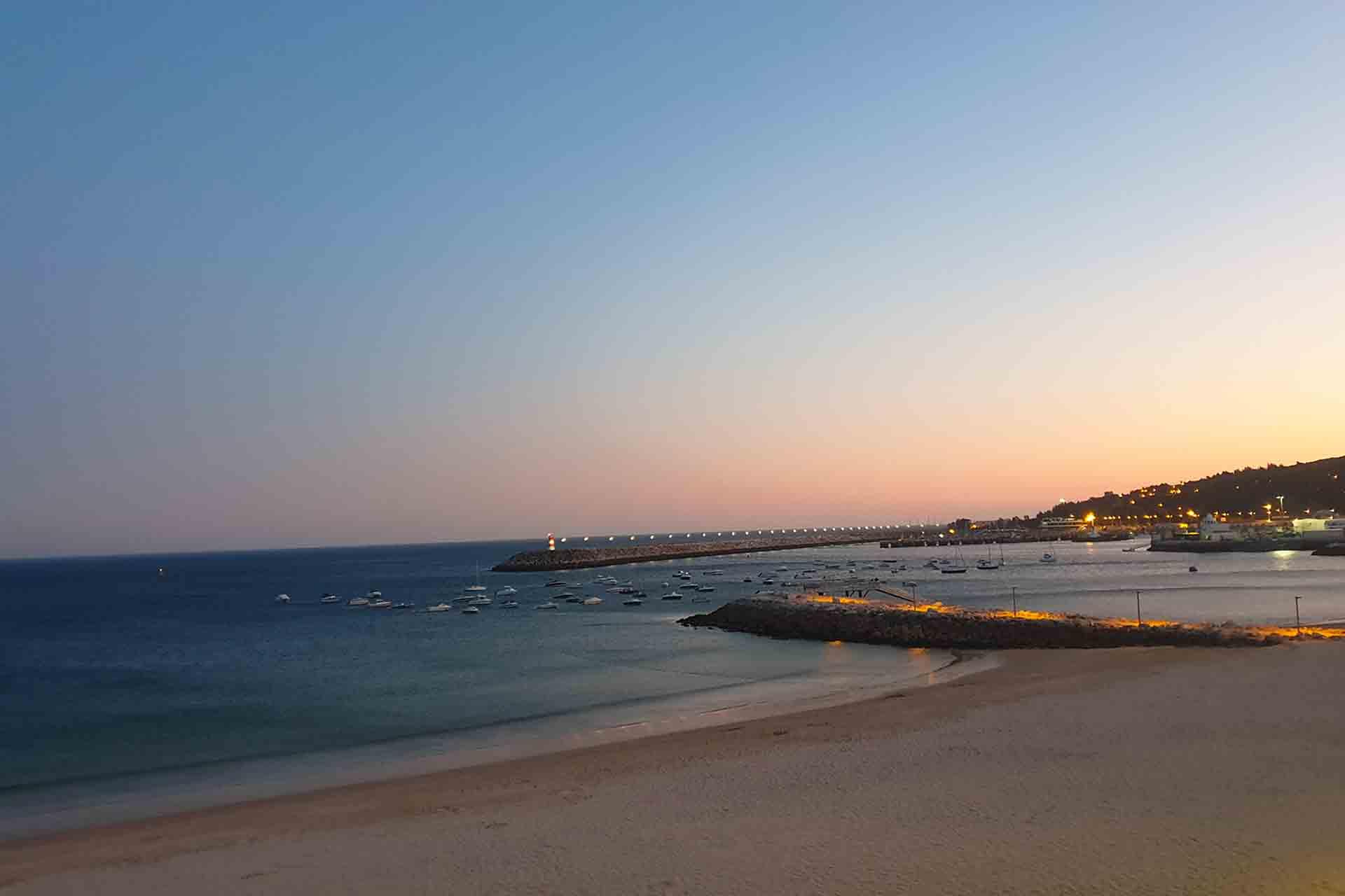spiaggia di sesimbra