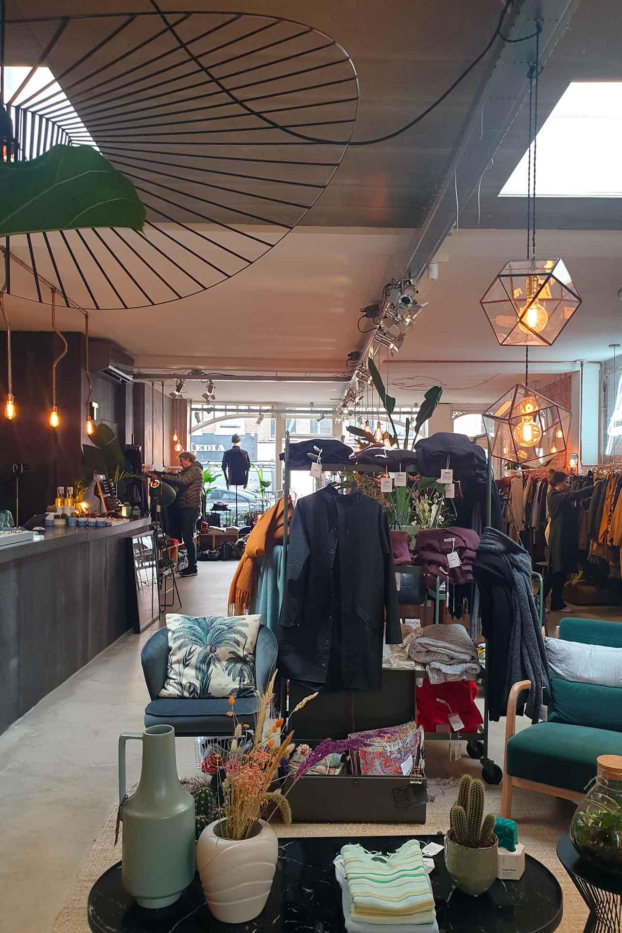 amsterdam concept store