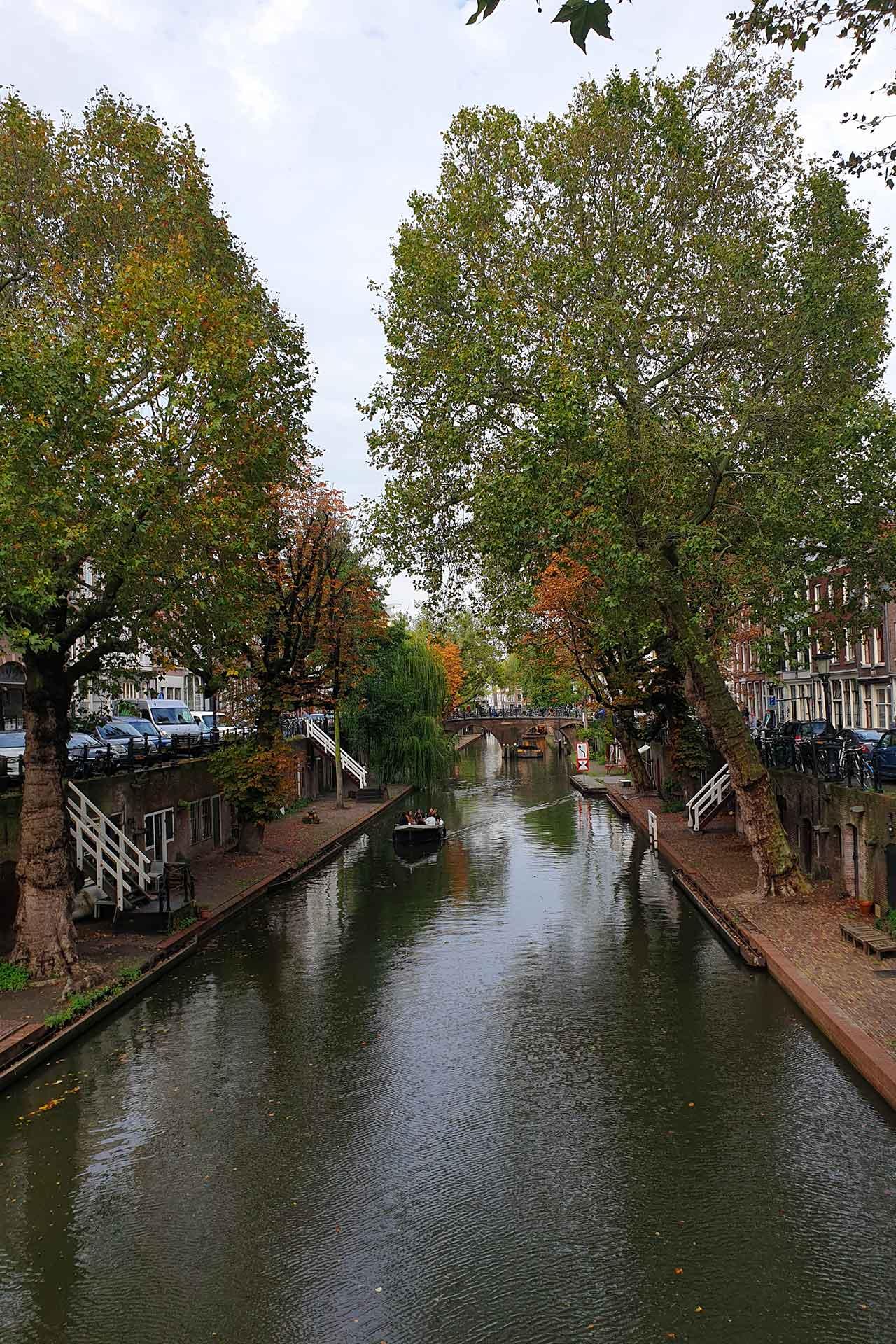 canale utrecht olanda