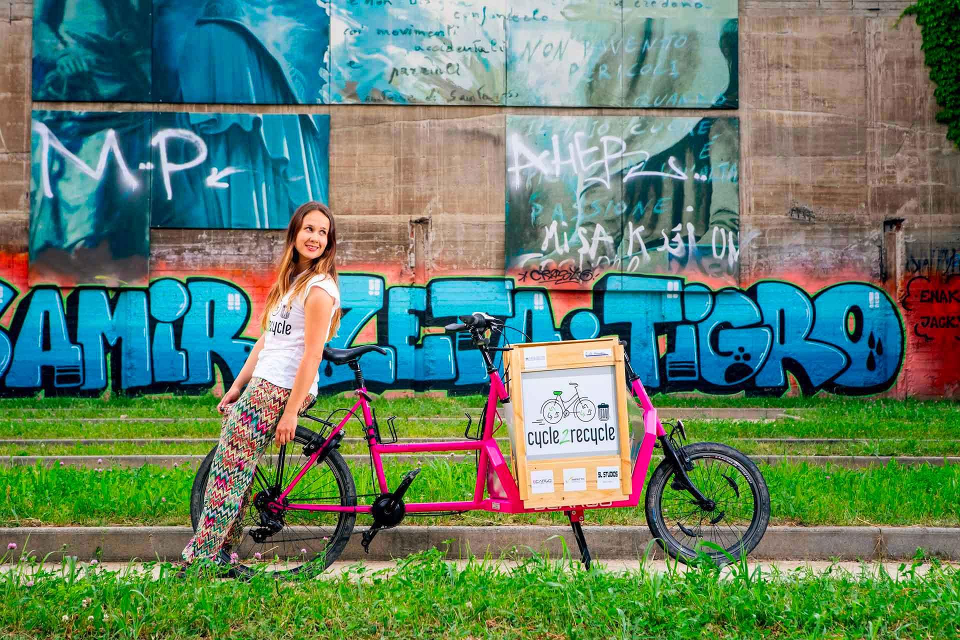 Italia In Bicicletta: L'incredibile Avventura Su Due Ruote Di Myra