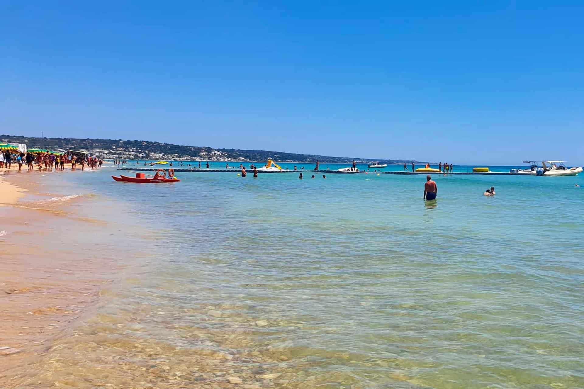 puglia salento spiagge